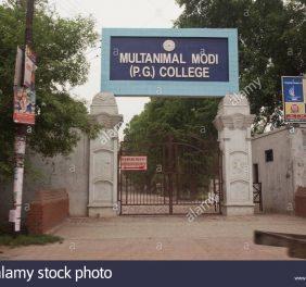 Multani Mal Modi Col...